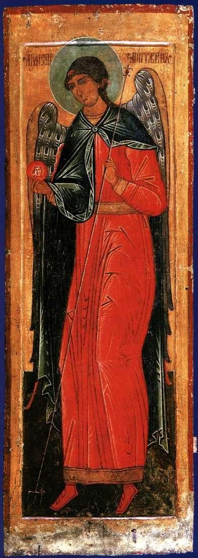 Archanioł Gabriel, z Deesis