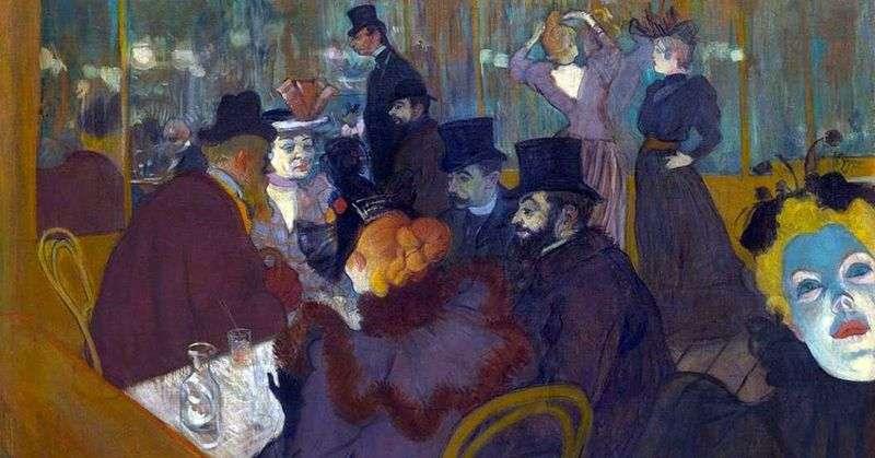 Moulin Rouge   Henri de Toulouse Lautrec