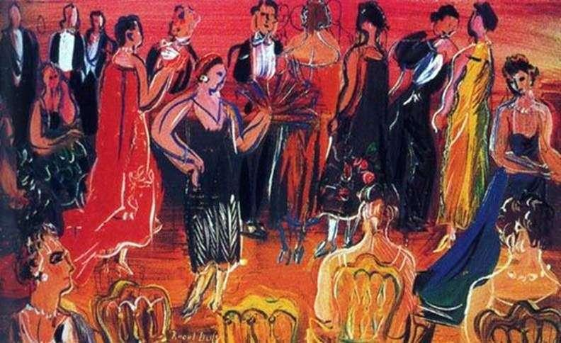 Recepcja   Raoul Dufy