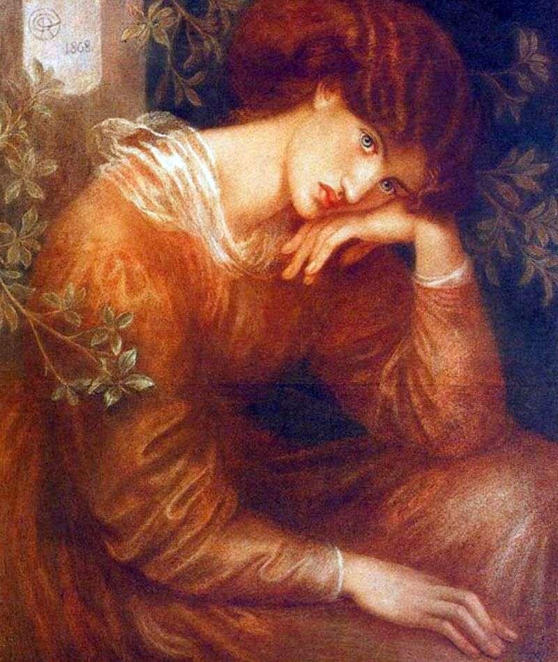 Greza   Dante Rossetti