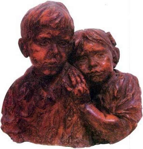 Dzieci   Boris Kustodiew
