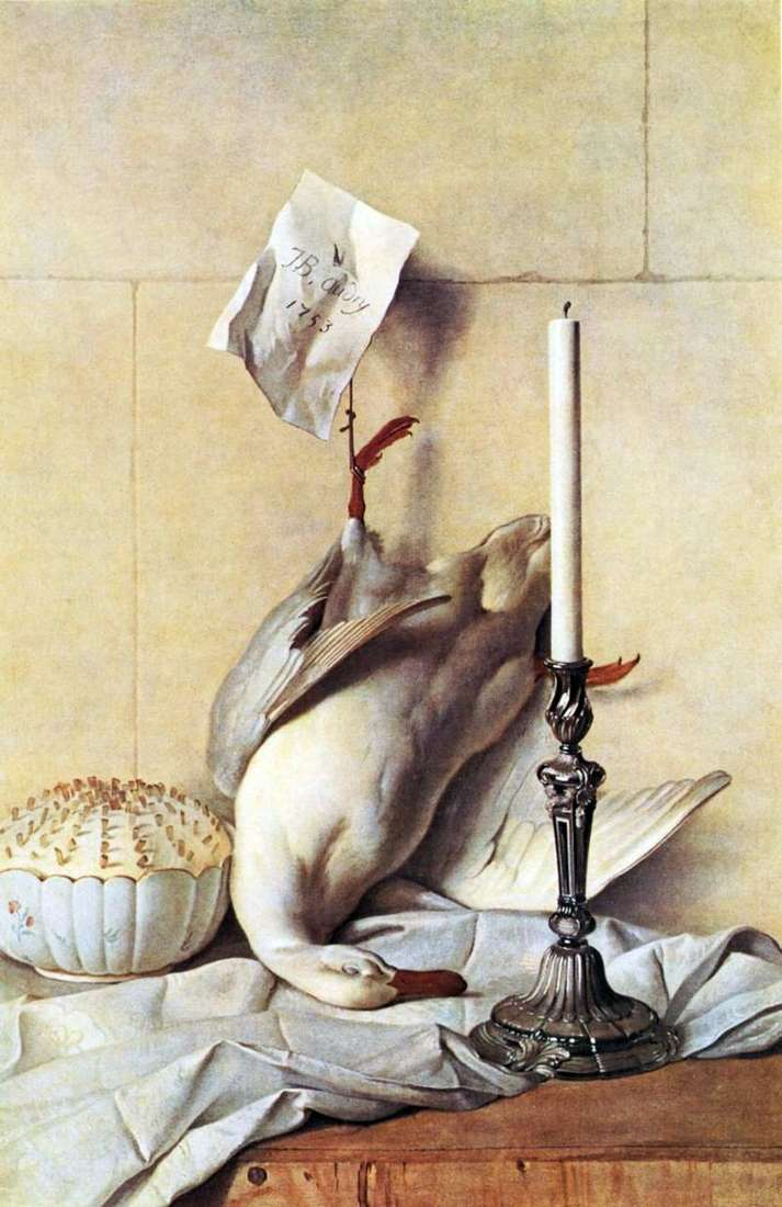 Biała kaczka   Oudrey Jean Baptiste
