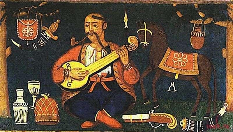 Kazak Mamai