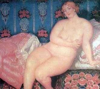 Piękno   Boris Kustodiew