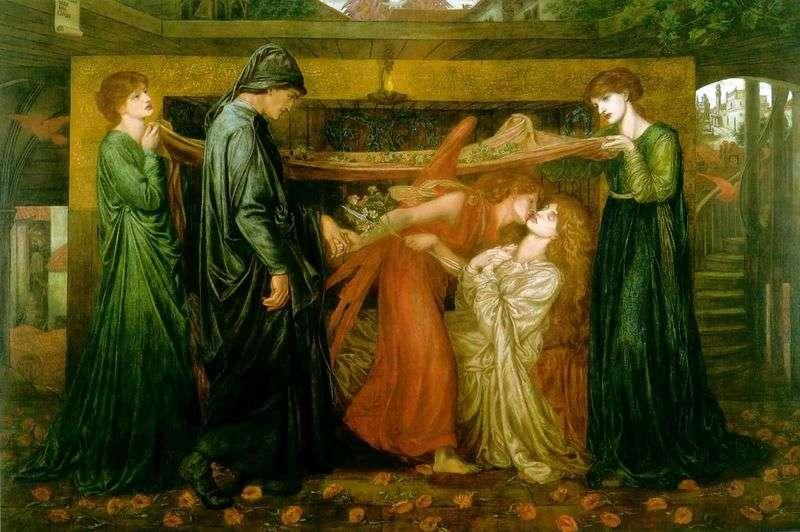 Syn Dantego   Dante Rossetti