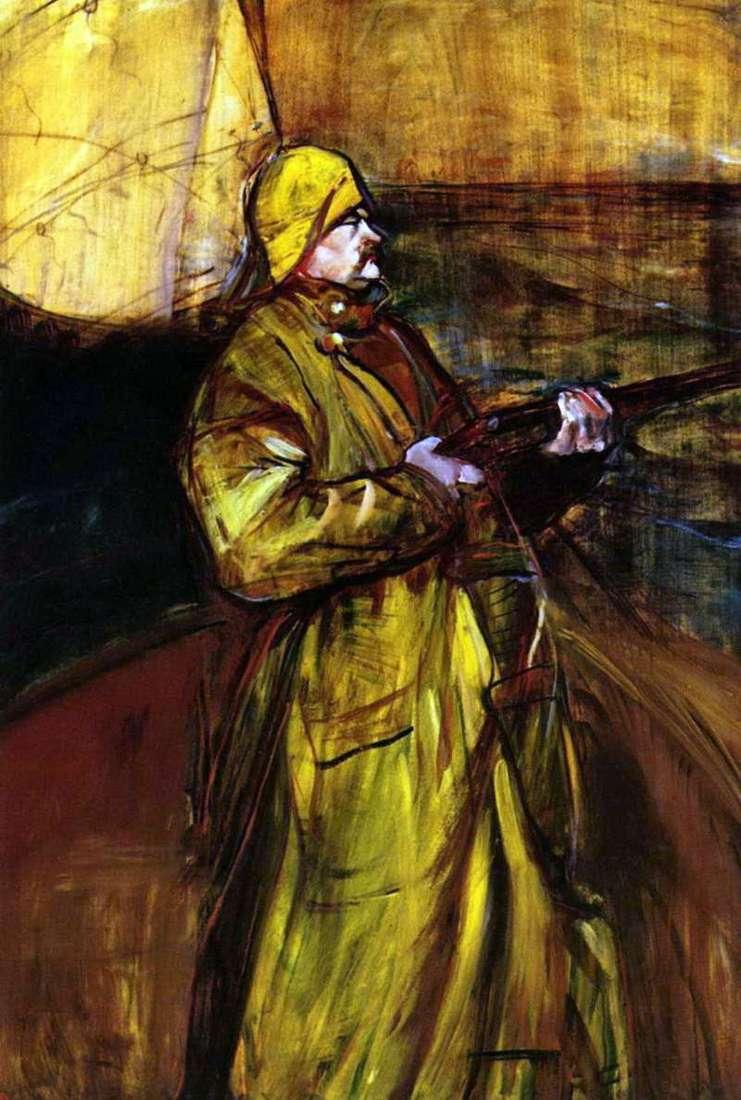 Maurice Juayan   Henri de Toulouse Lautrec