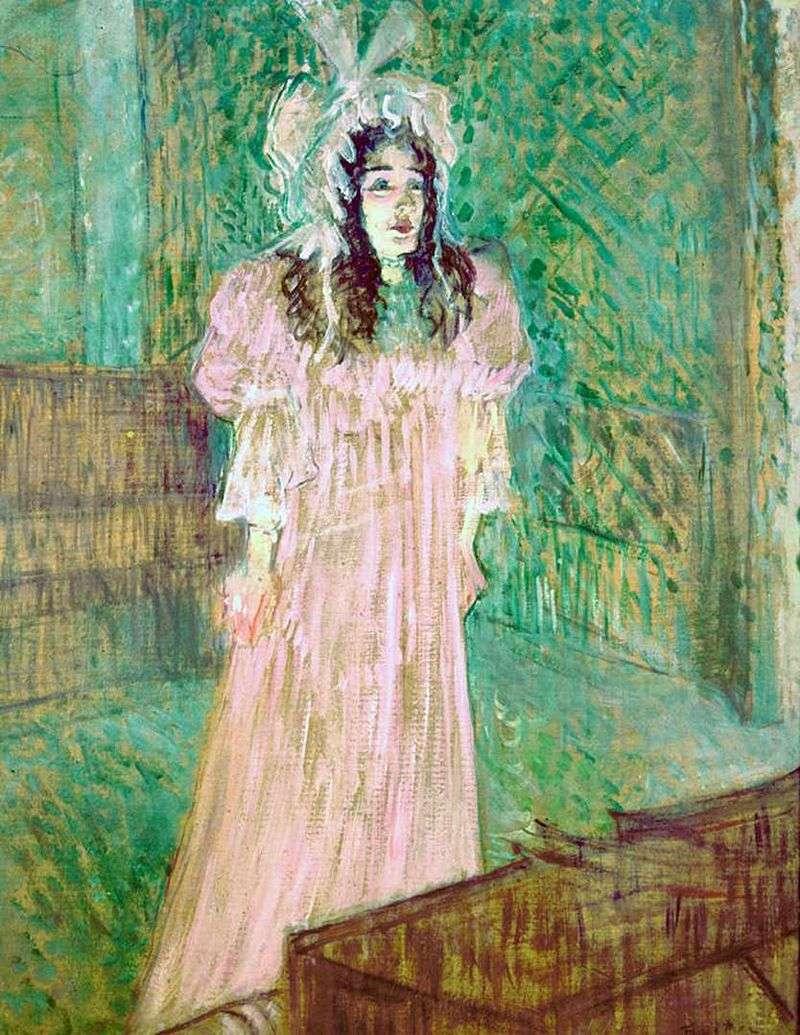 Może Belfort   Henri de Toulouse Lautrec