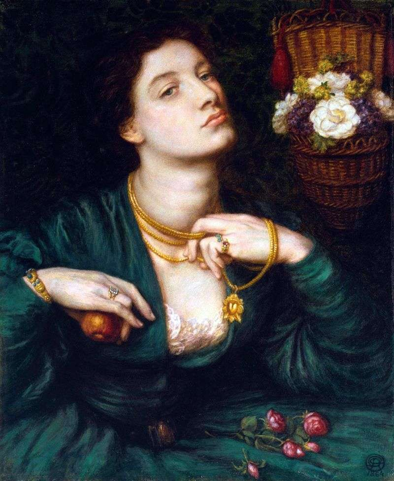 Monna Pomona   William Michael Rossetti