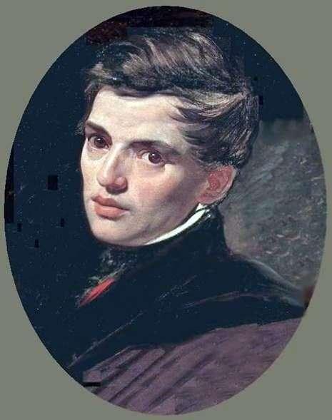 Portret A. Bryulłowa   Karl Bryullov