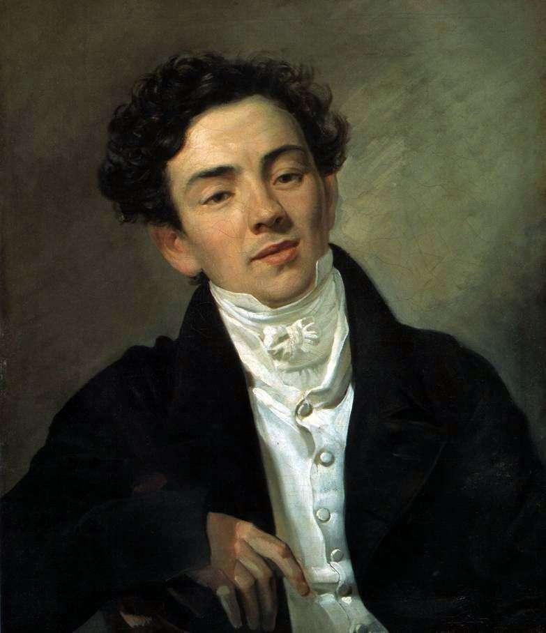 Portret A. N. Ramazanova   Karl Bryullov