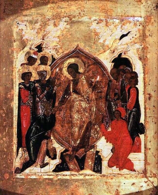 Zmartwychwstanie   Zejście do piekła