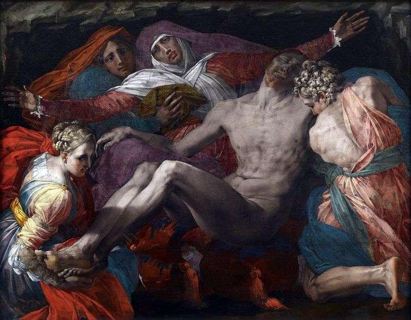 Pieta   Fiorentino Rosso