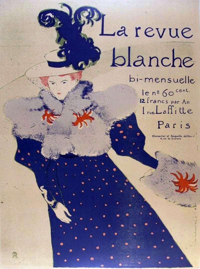 Recenzja Blanche   Henri de Toulouse Lautrec