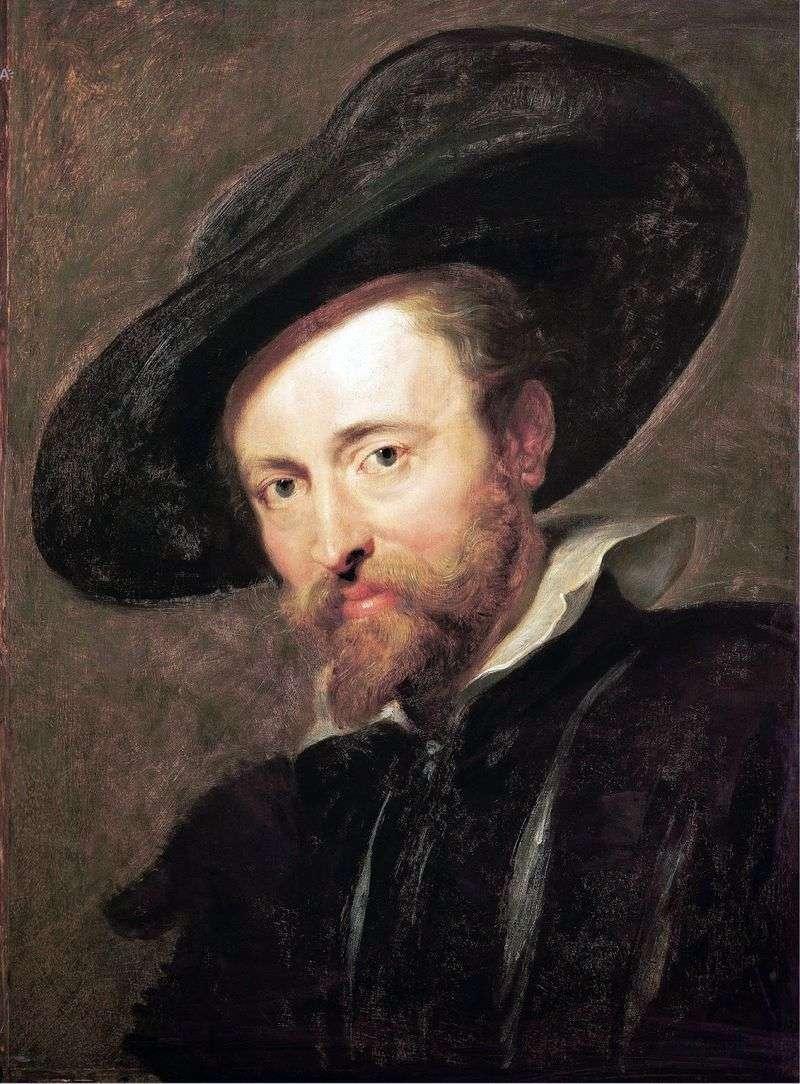Autoportret   Peter Rubens