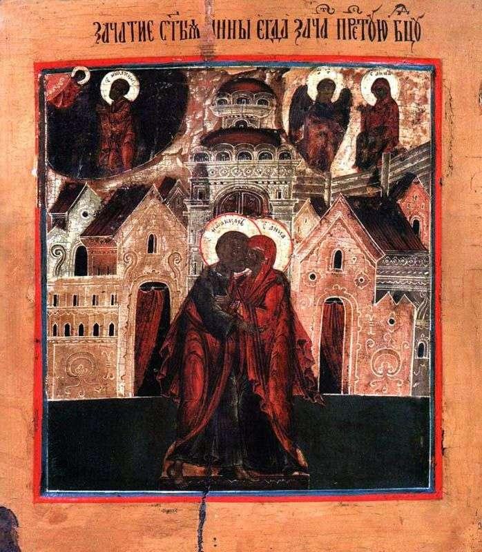 Poczęcie św. Anny