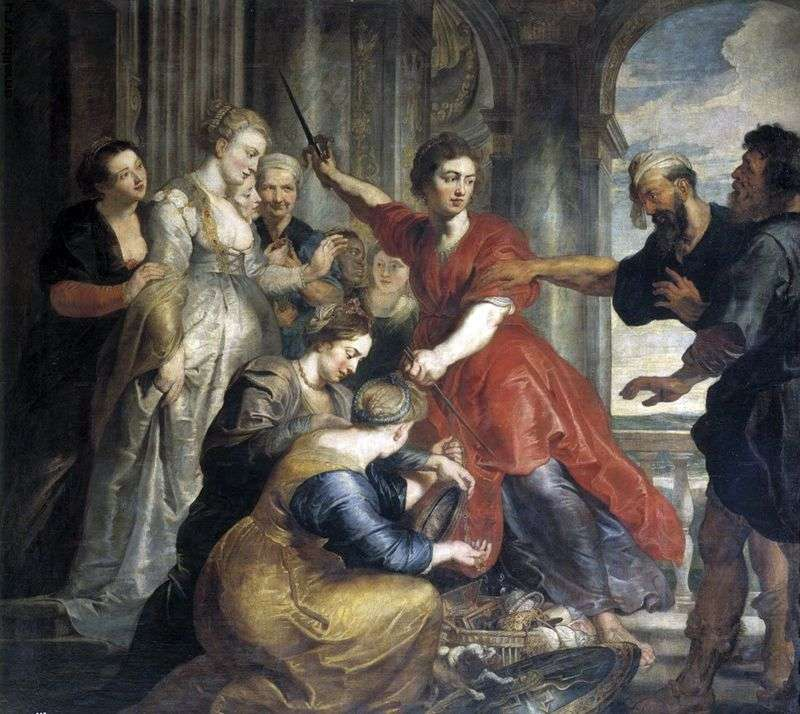 Achilles, Odysseus i Diomedes   Peter Rubens