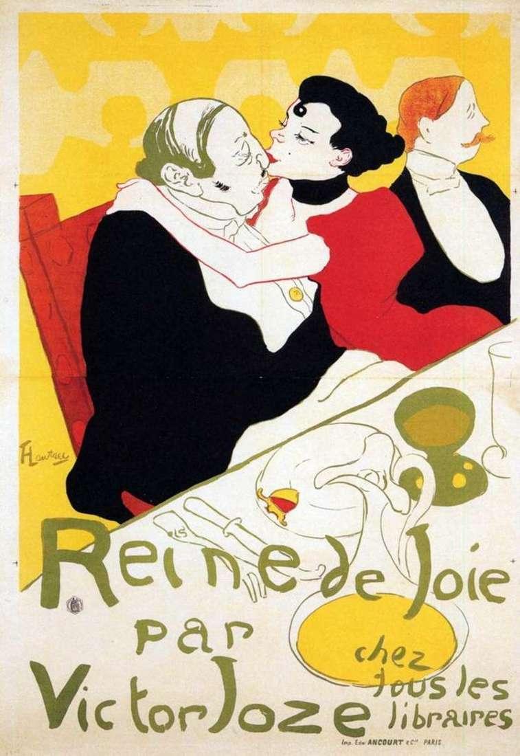 Królowa radości   Henri de Toulouse Lautrec