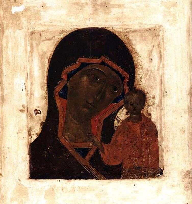 Kazańska Matka Boża