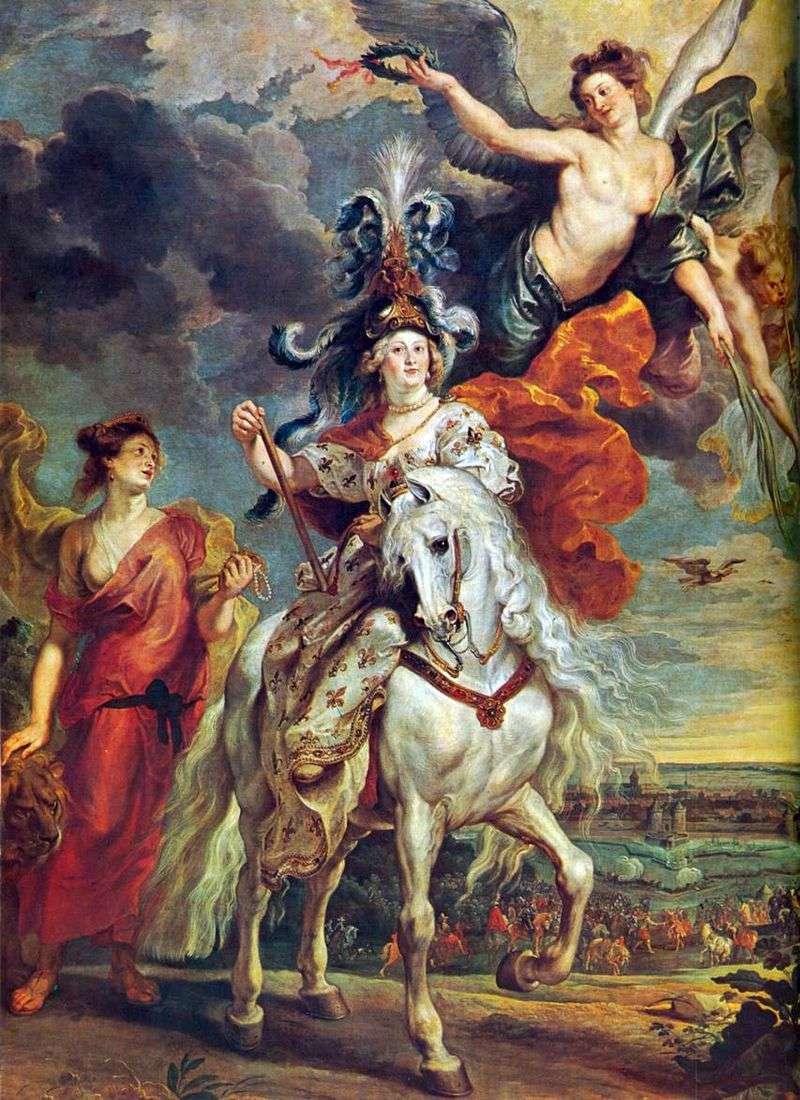 Zdobycie Księstwa Julicza   Peter Rubens