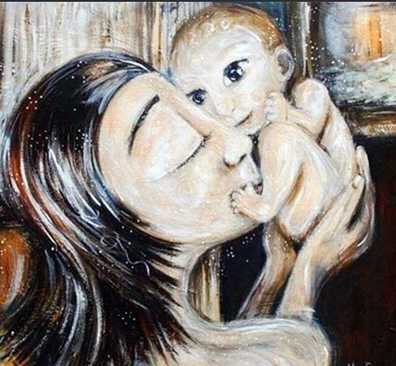 Maternity   Vasily Nechitaylo