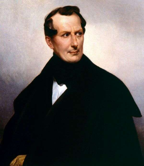 Portret hrabiego V. A. Musin Puszkin   Karl Bryullov