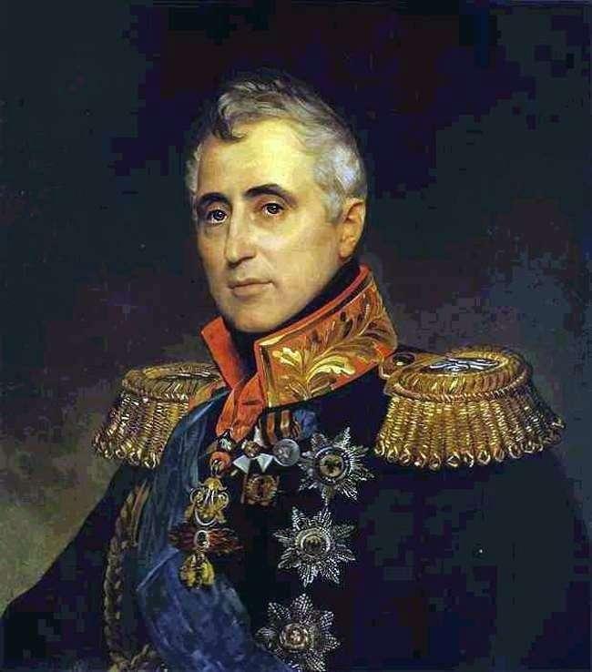 Portret K. A. Pozzo di Borgo   Karl Bryullov