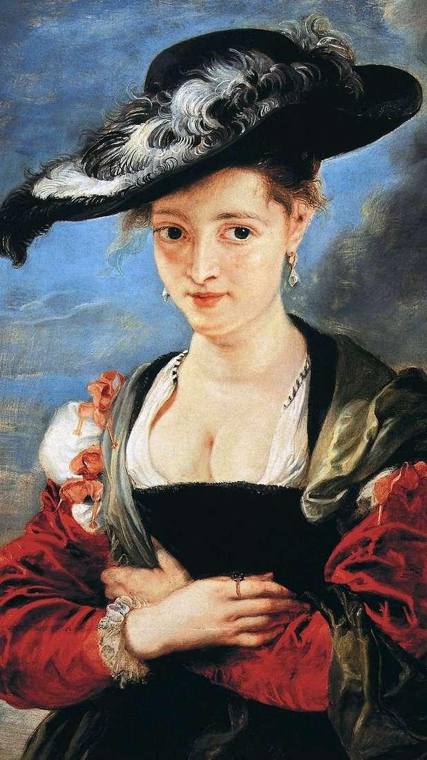 Słomkowy kapelusz   Peter Rubens