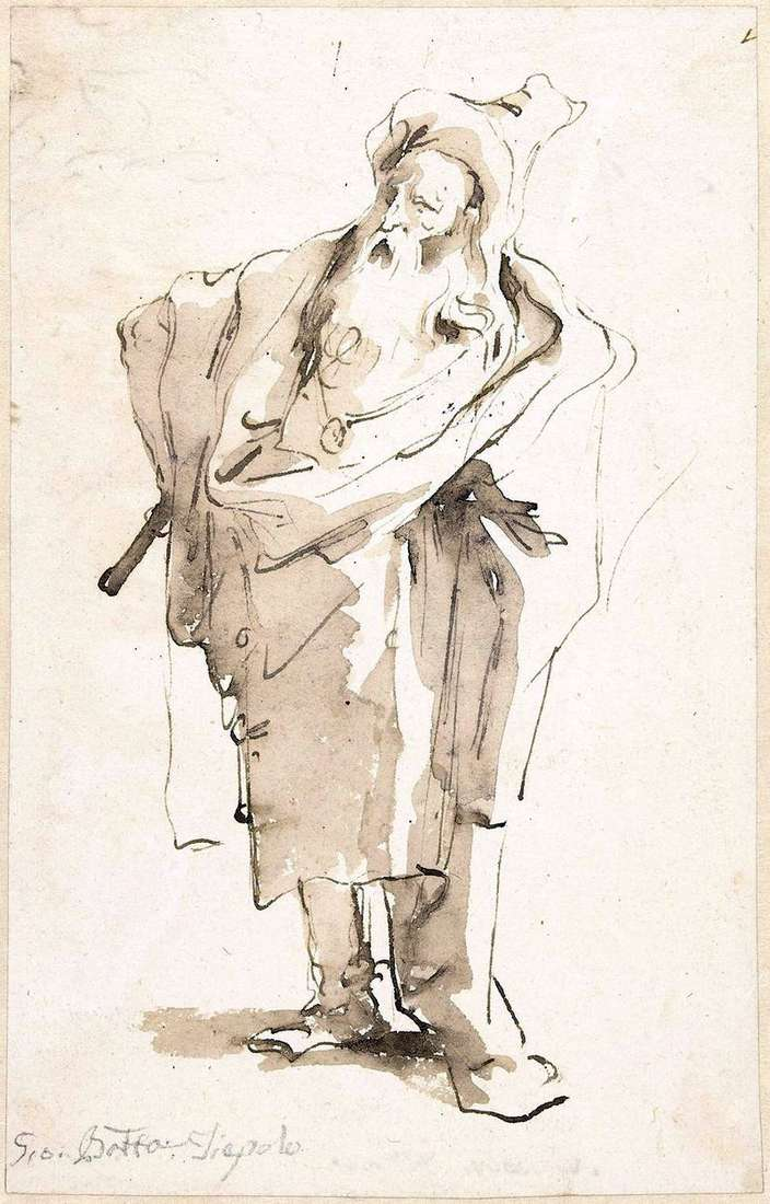 Szkice olejne   Giovanni Battista Tiepolo