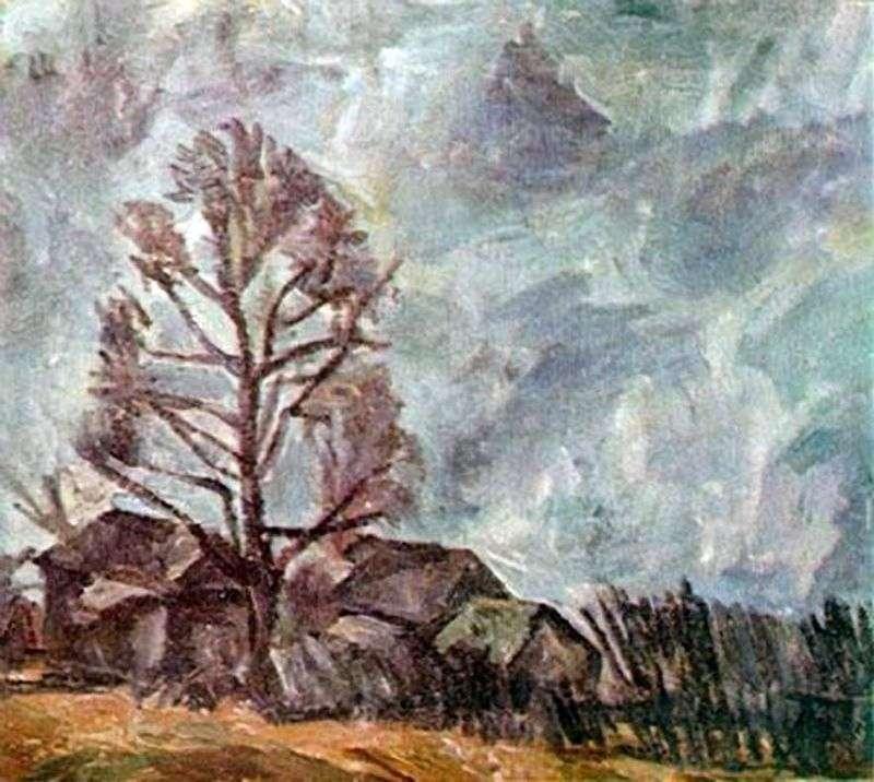 Nagie drzewo   Pavel Nikonov