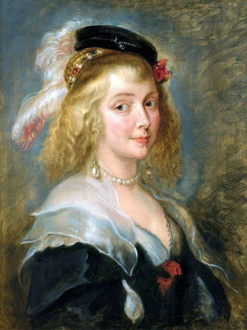 Elena Faurment   Peter Rubens