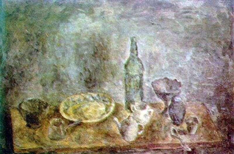 Nieukończony stół   Pavel Nikonov