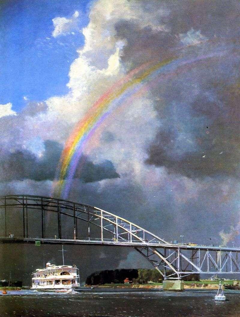 Rainbow   George Nyssky