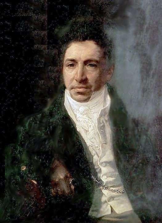 Portret P. A. Kikina   Karl Bryullov