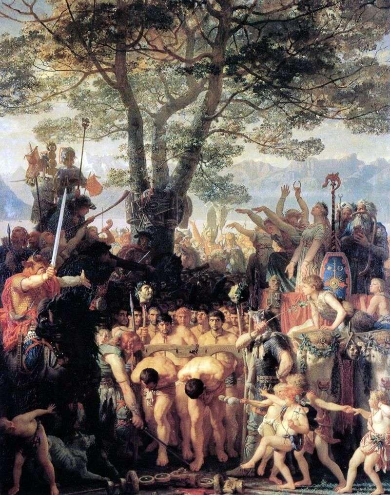 Rzymianie pod jarzmem   Charles Gleyre