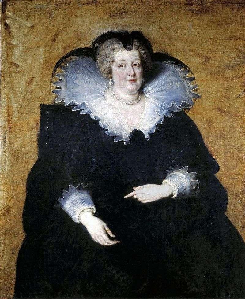 Maria Medici   Królowa Francji   Peter Rubens