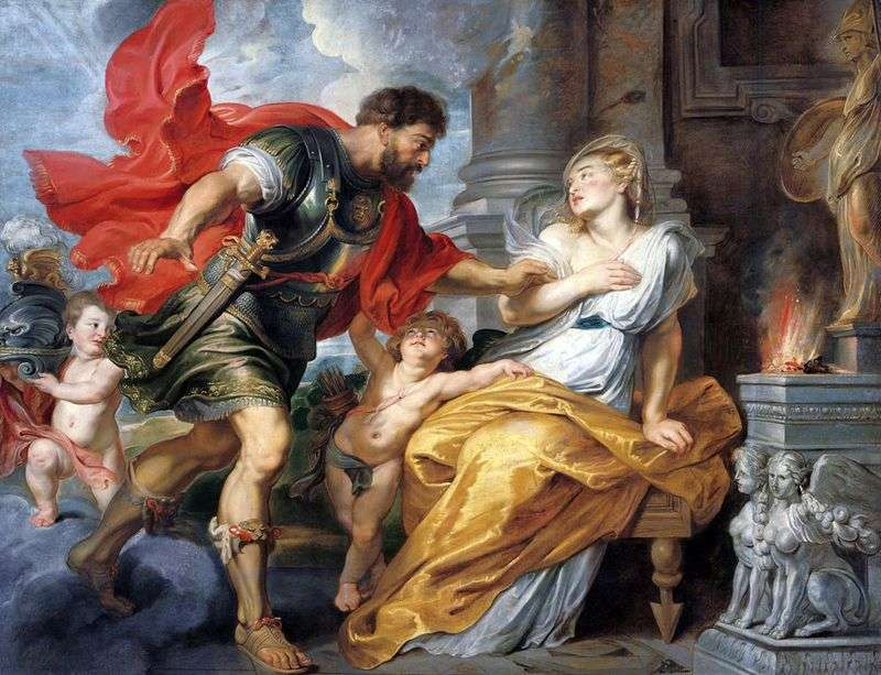 Mars i Ray   Peter Rubens