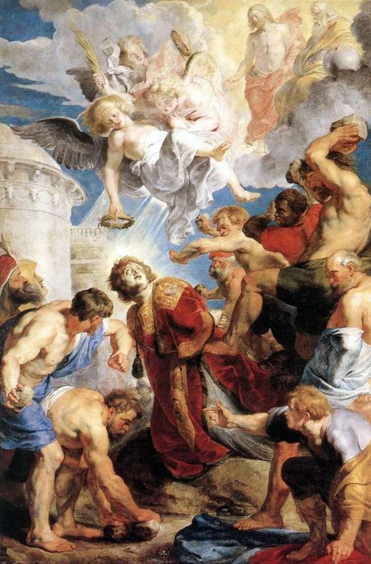 Męczeństwo św. Szczepana   Piotr Rubens