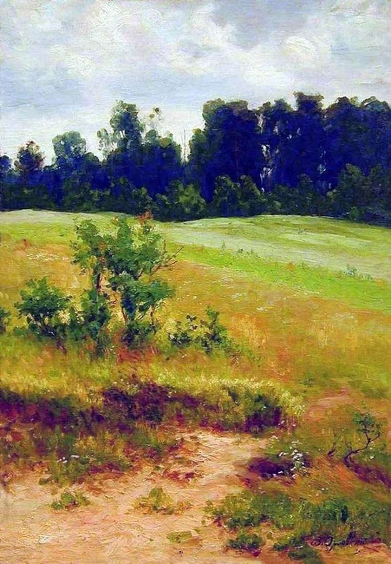 W polu   Władimir Orłowski