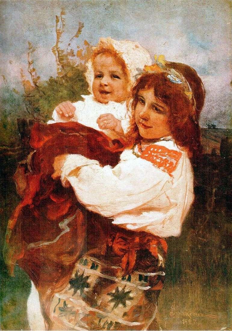 Mama nadchodzi!   Ivan Izhakevich