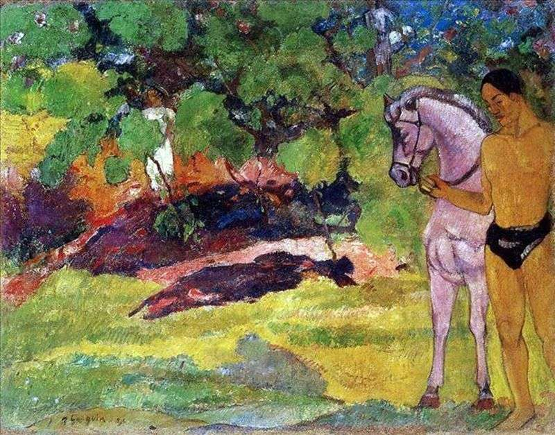 W Vanilla Grove   Paul Gauguin