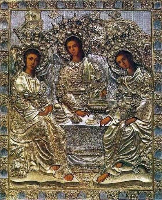 Trinity   Ikona