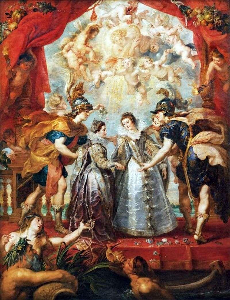 Princess Exchange   Peter Rubens