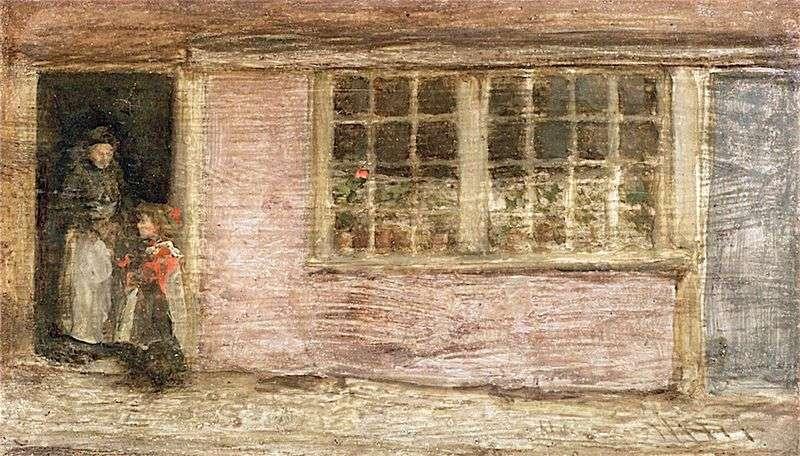 Prezentacja   James Whistler