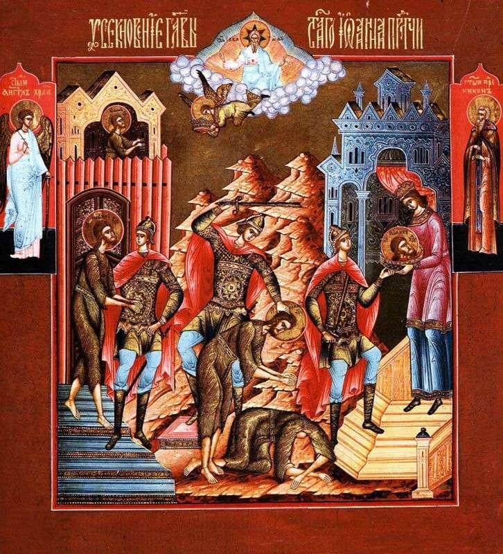 Ścięcie Jana Chrzciciela