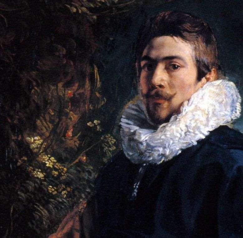 Autoportret   Jacob Jordaens