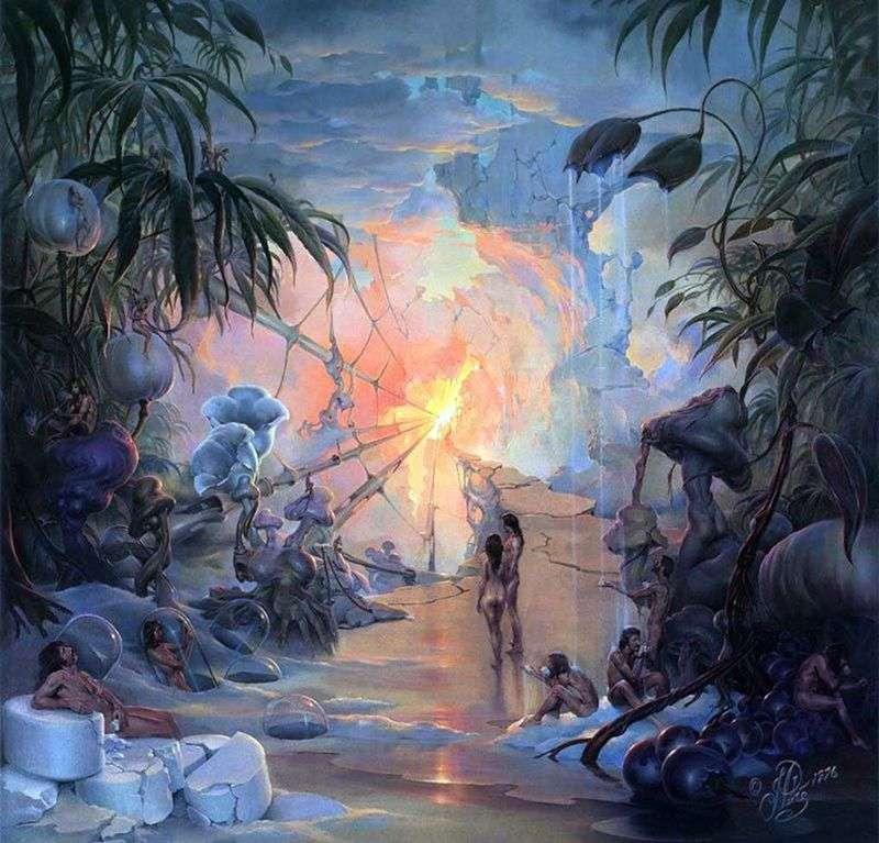 Kuszenie fałszywych bogów   John Payter