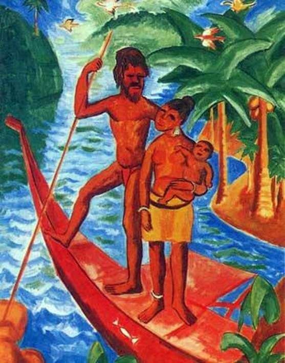 Dzień Bóstwa   Paul Gauguin