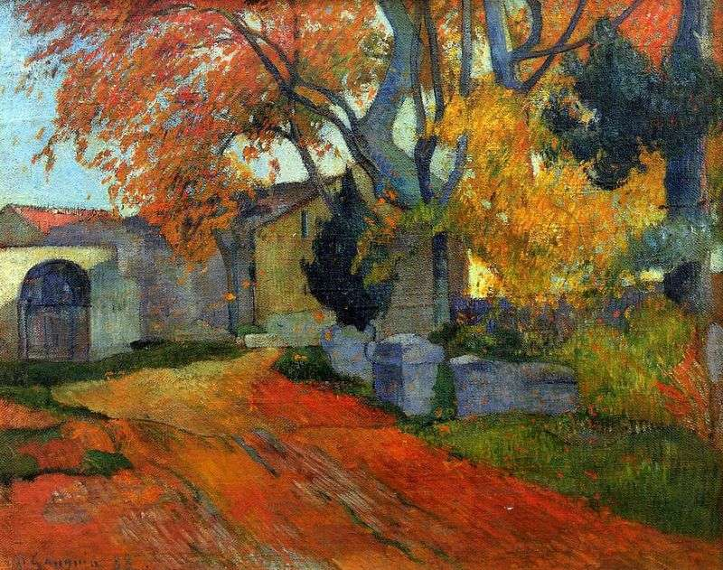 Droga, Arly   Paul Gauguin