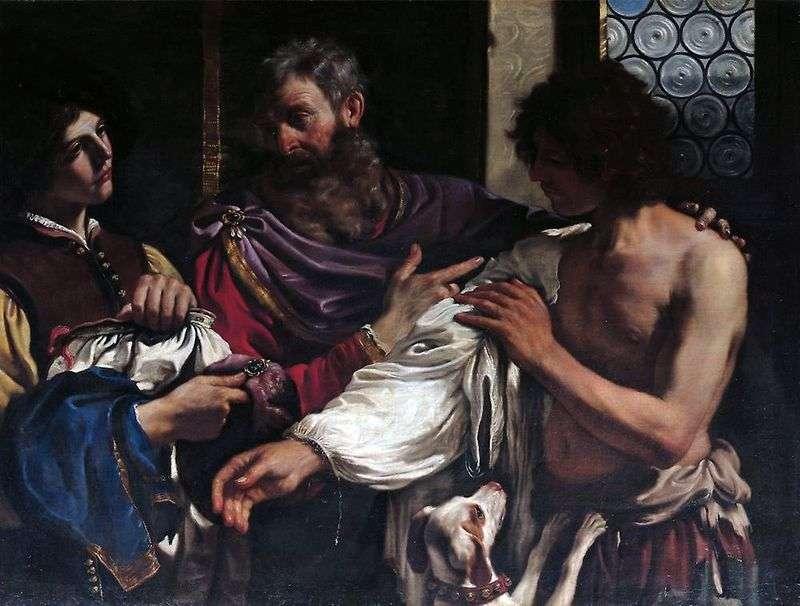 Powrót syna marnotrawnego   Gverchino