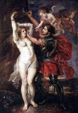 Perseus Liberating Andromeda   Peter Rubens